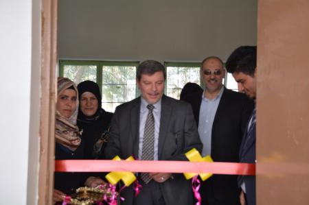 The deanship of the Faculty of Medicine inaugurates the computer lab