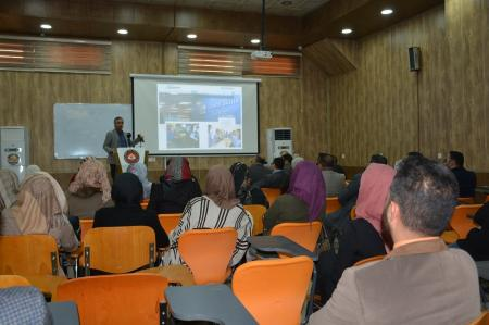 The Anatom department held seminar about the curriculum  of Northumbria University in Newcastle