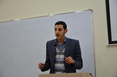 students of the Faculty of Medicine are submitted to make debates
