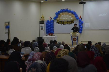 The Faculty of Pharmacy organizes acquaintance ceremony for the first year students