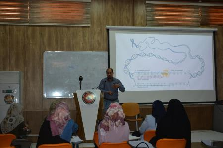 Microbiology branch at Faculty of  Medicine organizes course about Real time PCR