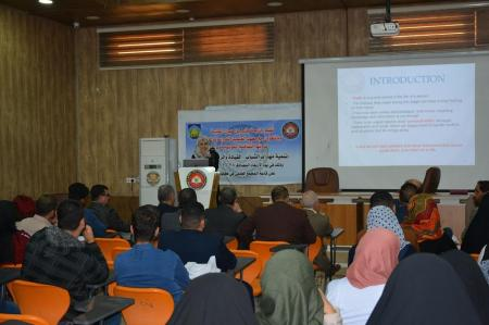 Jabir ibn Hayyan Medical University held cultural seminar about cultivating youth skills