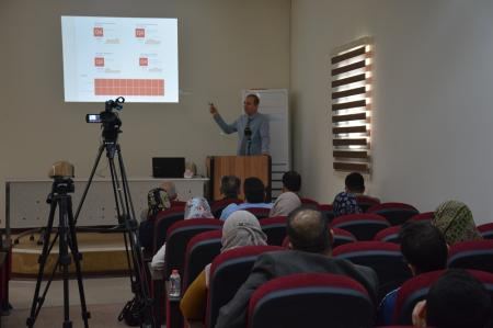 Jabir ibn Hayyan Medical University held symposium about publishing in global research  journals