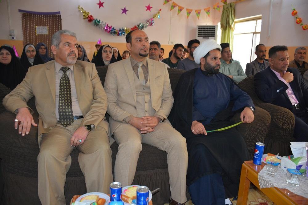 Jabir ibn Hayyan Medical University organizes ceremony for International Day of persons with Disabilities