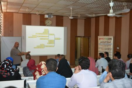 Jabir ibn Hayyan medical university has organized a workshop under the heading (quality criteria in the academic and teaching institutions of the ministry of higher education and scientific research)