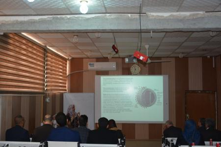 Branch of Microbiology held symposium about health and environmental aspects of Bird flu/Avian influenza