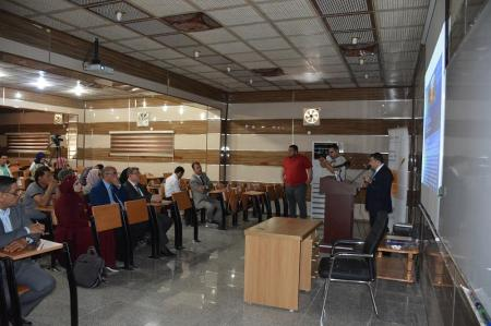 The Surgery Dept. held symposium about utilizing Robot in the surgical operation